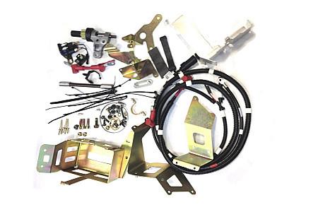 Кит комплект для установки электростартера снегохода Polaris RMK 800 600 1050-01