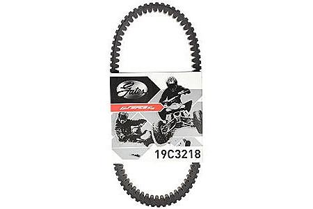 Ремень вариатора квадроцикла Kawasaki Suzuki 27601-38F00 59011-0003 Gates C12 Carbon 19C3218
