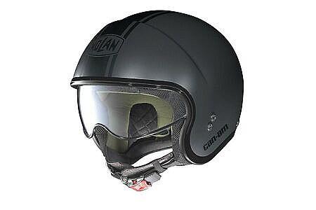Can-Am N21 CARIBE Open Face Helmet (DOT) Matte Black L 4484180993