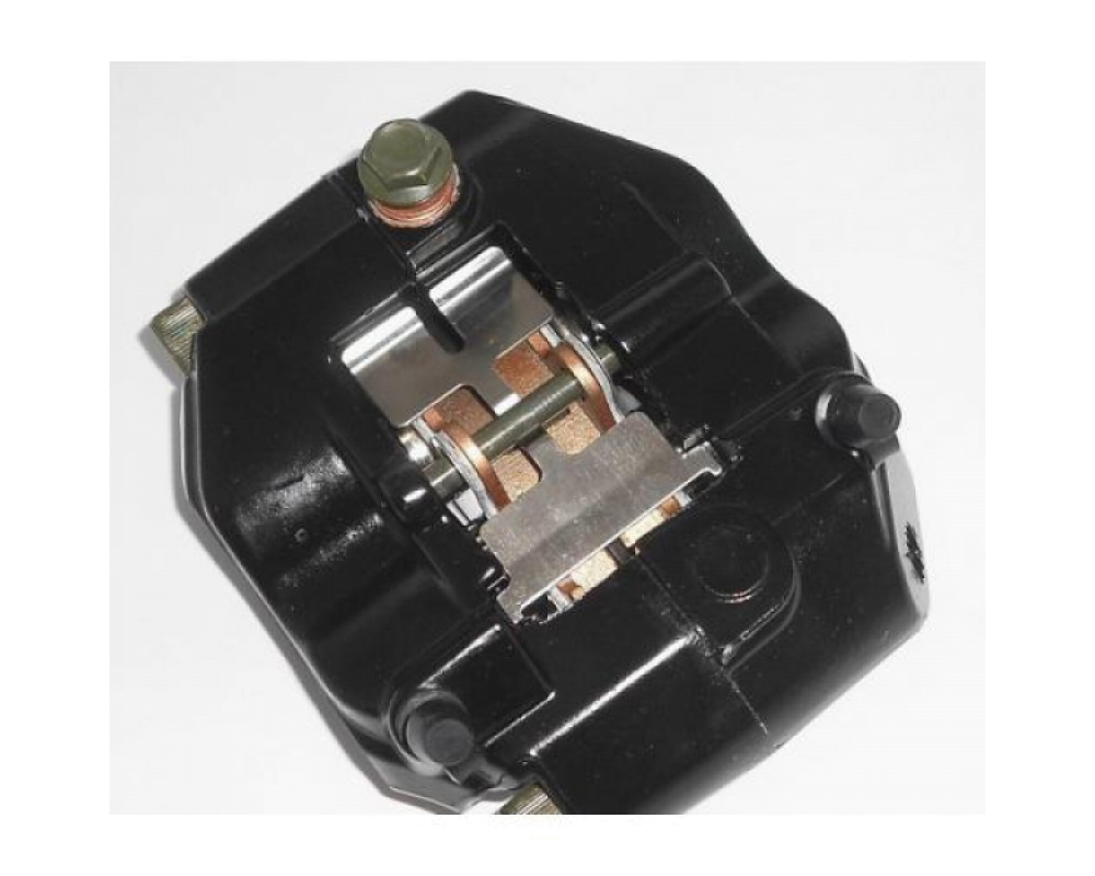 Задний тормозной суппорт в сборе Yamaha Grizzly 660 02-08 5KM-2580V-00-00 /5KM-2580V-01-00 BC77