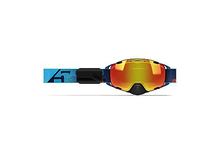 Очки с подогревом 509 Aviator 2.0 Ignite с магнитной линзой (Cyan Navy) 2021 F02005900-000-201