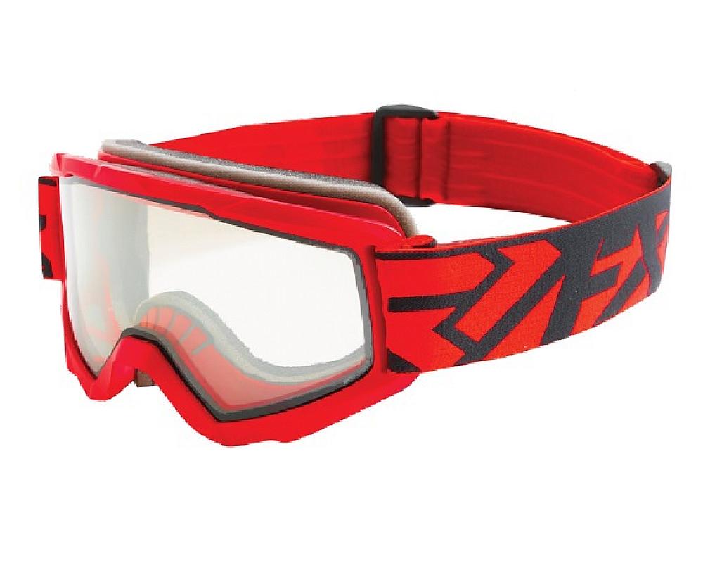 Очки FXR Squadron унисекс (Red Black, OS) 183106-2010-00