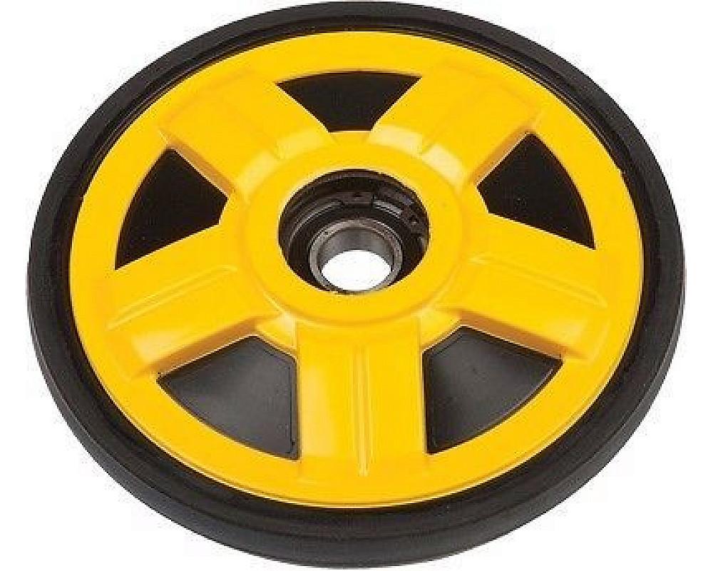Ролик 180мм желтый для снегохода BRP Ski-Doo MX Z/SUMMIT/Freestyle/Skandic Tundra 503190342