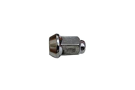 Гайка колёсная ITP 3 8 -24 60° 14ММ конусная хромированная ALUG-3.8-24 14
