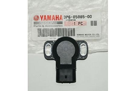 Датчик положения дроссельной заслонки снегохода Yamaha Apex RX10 3P6-85885-00-00