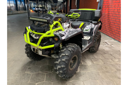 BRP CAN-AM OUTLANDER XMR 1000R  DIGITAL CAMO