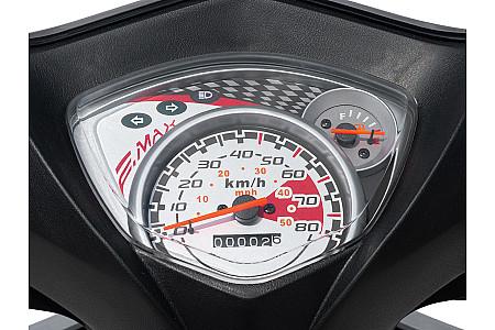 Скутер Regulmoto EAGLE 50 (LJ80QT-3L) колёса R12