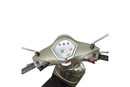 Скутер Regulmoto ESTATE 125 (LJ125T-V)