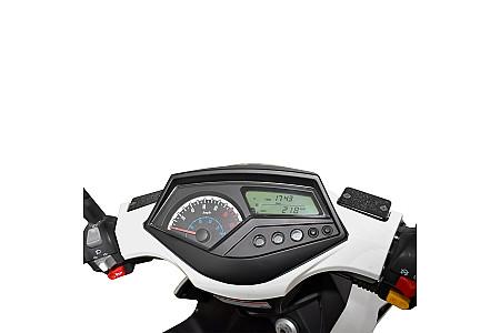 Скутер Regulmoto FORMULA 125 инжектор (LJ125T-8M) EFI