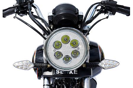 Мотоцикл Regulmoto SK150-8