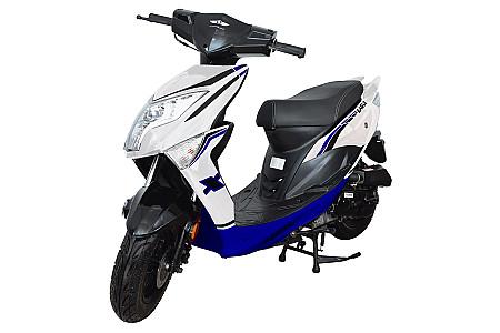 Скутер Regulmoto EAGLE 50 (LJ50QT-3L)