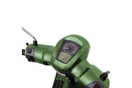 Скутер Regulmoto INSETTO 125 инжектор (LJ125T-2V) EFI