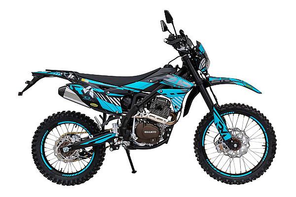 Мотоцикл Regulmoto ZR 250