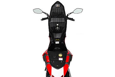 Скутер Regulmoto FORMULA 125 (LJ125T-8M)
