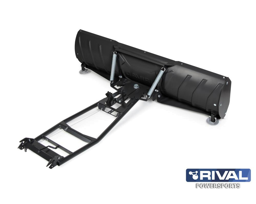 KIT SNOW PLOW 150CM INCL. QUICK ATTACHMENT SYSTEM+FITTING KIT