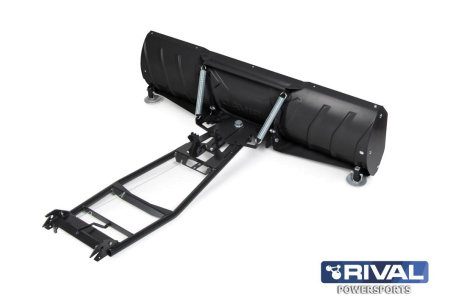 KIT SNOW PLOW 137CM INCL. QUICK ATTACHMENT SYSTEM+FITTING KIT