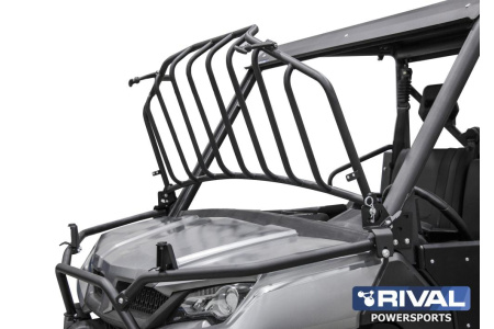 FRONT HOOD RACK FOR CFMOTO UFORCE 1000 + FITTING KIT