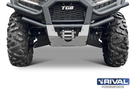 FRONT BUMPER TGB BLADE 1000 FACELIFT (2019-) PART II + FITTING KIT