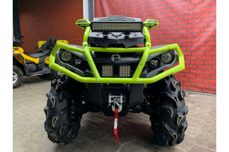 Квадроцикл BRP Can-am Outlander XMR 650 2020