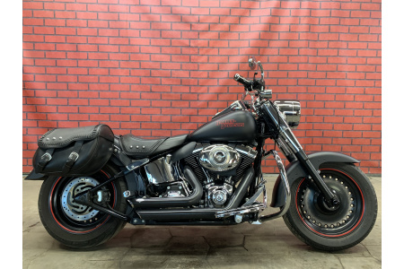 мотоцикл Harley-Davidson FLSTF FatBoy