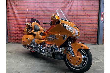 Мотоцикл honda gold wing GL 1800