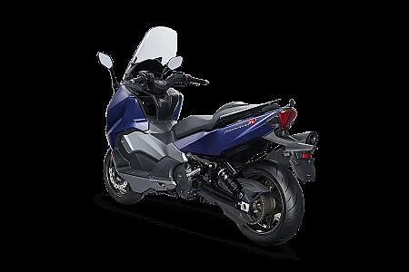 Максискутер MAXSYM TL 500i синий