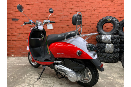 Купить Скутер VENTO RETRO 49(150) ITALIANO VERO