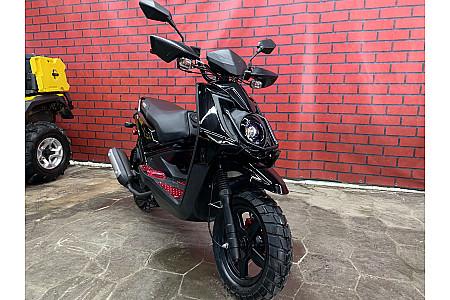 Скутер VENTO SMART 49(150) (черный)