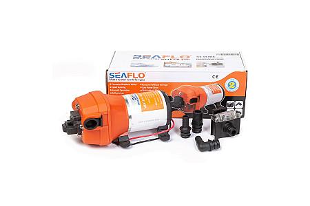 Помпа водоподающая SeaFlo мембранная, 10 л/мин, 1.2BAR, 24V