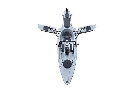 Каяк рыбацкий пластиковый Skipper 3,3м