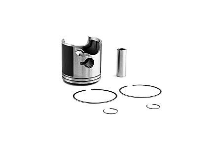 Поршень в сборе с кольцами T-Moly, +0,5 мм Sledex для Polaris 488LC