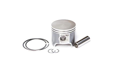 Поршень в сборе с кольцами T-Moly стандарт Sledex для Polaris 600LC