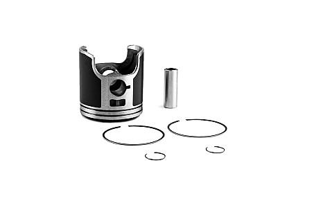 Поршень в сборе с кольцами T-Moly, +0,25 ммSledex для Polaris 550F