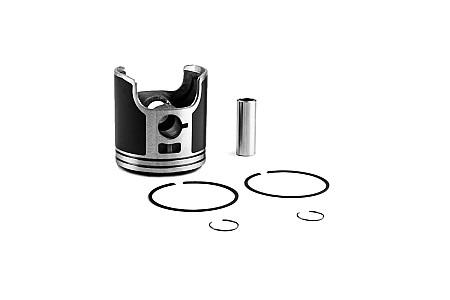 Поршень в сборе с кольцами T-Moly, +1,0 мм Sledex для Polaris 550F