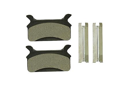 Колодки тормозные стандартные Sledex для Polaris (заменяет 05-152-43)