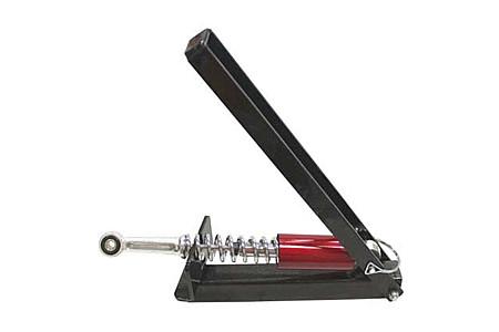 Манометр для измерения давления пружин Sledex