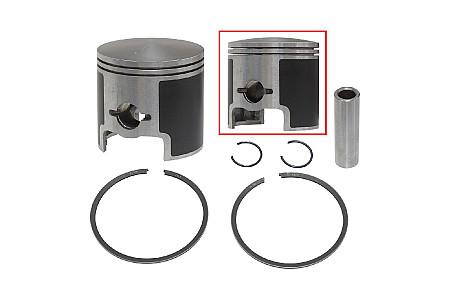 Поршень в сборе с кольцами T-Moly, +0,25 мм Sledex для Polaris 500F