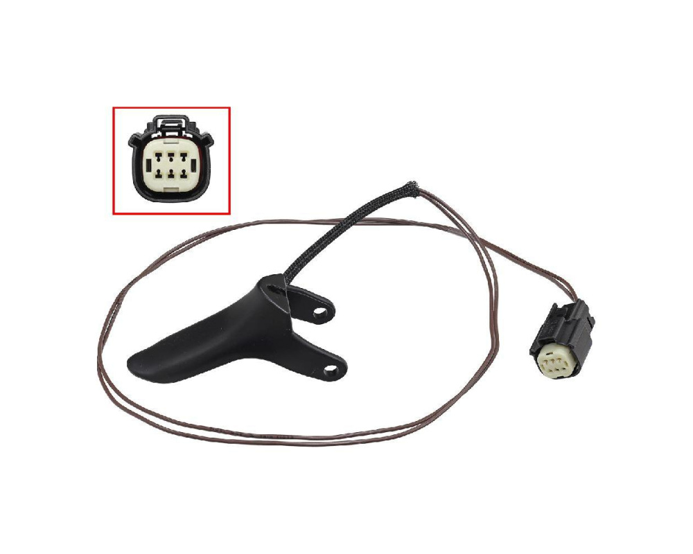 Курок газа с подогревом Sledex для Ski-Doo 600 E-TEC/800 E-TEC \'18-\'21