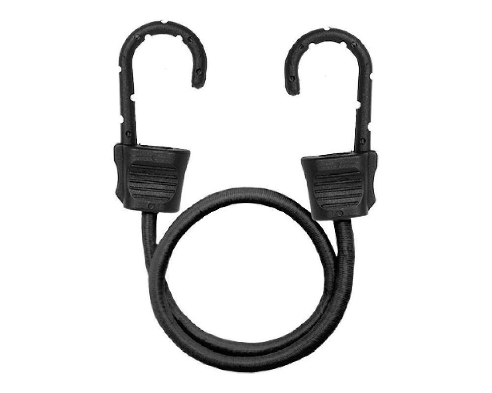 Стяжка резиновая 635 мм с крючками Sledex