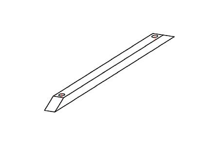 Защитные накладки на тоннель Sledex для Polaris 550 SHIFT 136 \'11-\'13