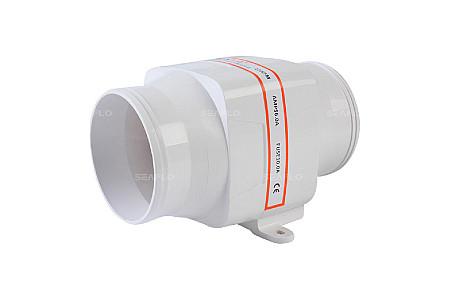 Вентилятор SeaFlo канальный, 7646 л/мин, 24V