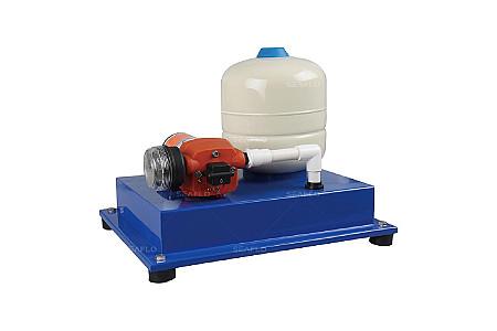 Помпа водоподающая с аккумулирующим баком SeaFlo, 12.5 л/мин, 2.4BAR, 24V