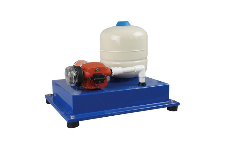 Помпа водоподающая с аккумулирующим баком SeaFlo, 12.5 л/мин, 2.4BAR, 12V