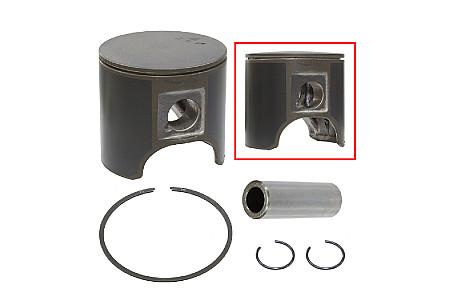 Поршень в сборе с кольцами T-Moly, +1,0 мм Sledex для Ski-Doo 593LC