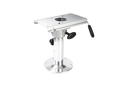 Стойка для кресла Skipper, регулируемая 330-450 мм со слайдером