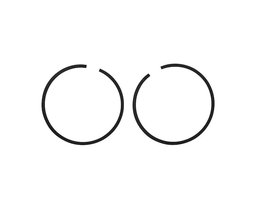 Кольца поршневые стандарт Skipper для Tohatsu 9.9-15