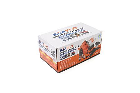 Комплект помывочный SeaFlo,19.7 л/мин, 4.8BAR, 12V