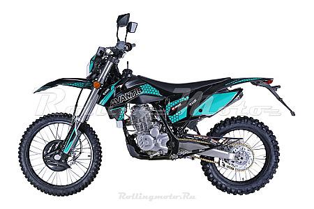 Мотоцикл Avantis A7 (172FMM, возд.охл.) ПТС