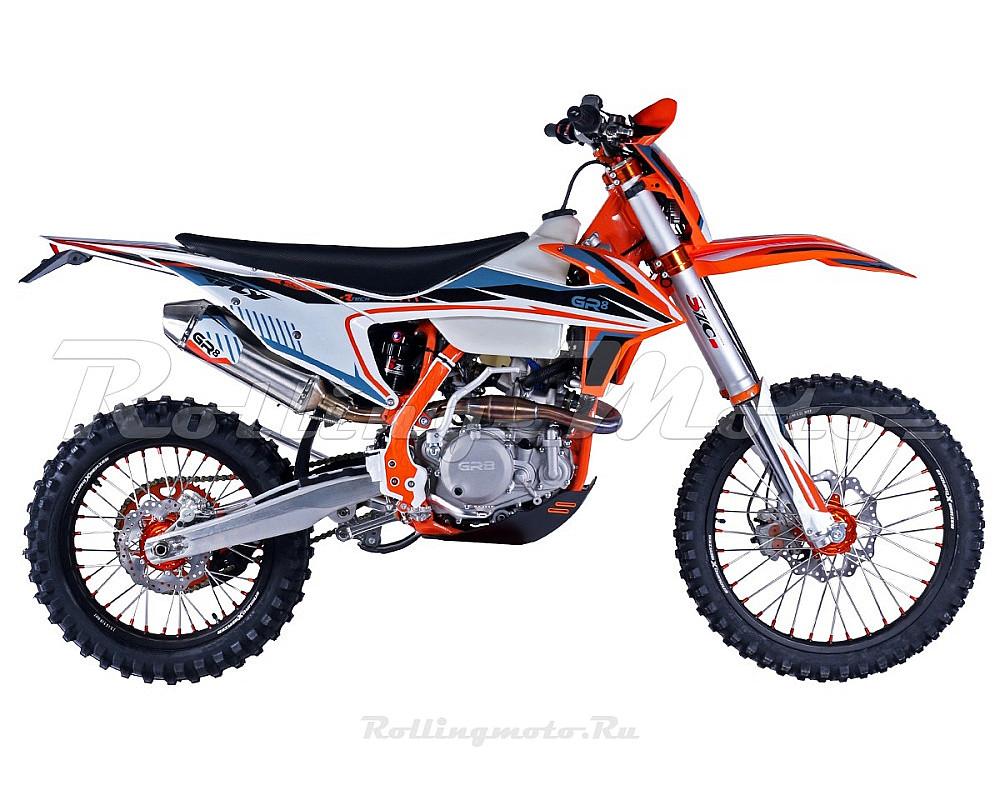 Мотоцикл GR8 F300L Enduro PRO 177FMM FCR (2020 г.)