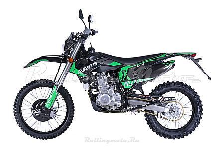 Мотоцикл Avantis A7 (174FMM, вод.охл.) ПТС